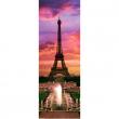 Puzzle veduta Parigi di notte 1000 pezzi