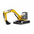 Bruder 02456 Cat mini escavatore