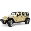 Bruder 02525 - Jeep Wrangler unlimited rubicon