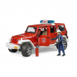 Jeep Wrangler pompieri 02528 Bruder