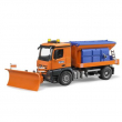 Bruder 03685 - Camion spazzaneve MB actros