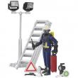 BWorld 62700 - Personaggio Vigile del fuoco con accessori