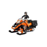 BWorld 63101 - Motoslitta con figura