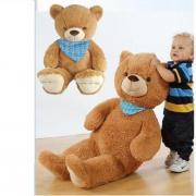 Orsetto Teddy in peluche 100 cm