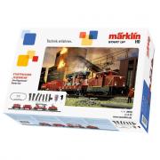 Marklin Confezione di avvio Treno dei Vigili del Fuoco con carri