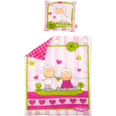 Set lenzuola lettino bambole pecorella