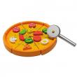 Pizza in legno 25 pezzi