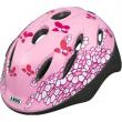 Casco bici Smooty rosa taglia 45-50