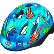 Casco bici Smooty ocean taglia 45-50