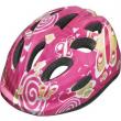 Casco per bicicletta Smooty rosa taglia M (50-55)