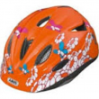 Casco bici Rookie farfalle arancio tg 46-52