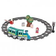Masha e orso Set treno costruzioni
