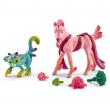 Coppia di animali arcobaleno 41439 Schleich