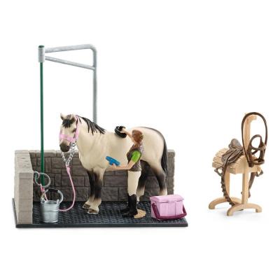Zona lavaggio cavalli 42104 Schleich