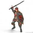 Cavaliere drago con spada