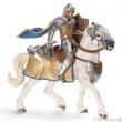 Cavaliere grifone a cavallo