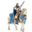Cavaliere Del Grifone Re a cavallo Schleich