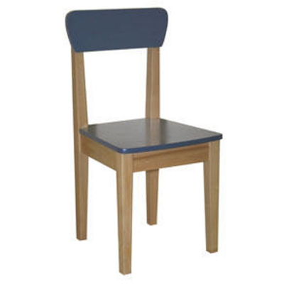 Sedia in legno per bimbi