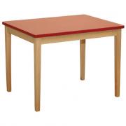 Tavolino in legno per bimbi