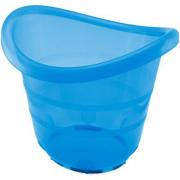Vaschetta catino bagno blu