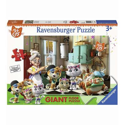 Puzzle 24 pezzi maxi 44 gatti