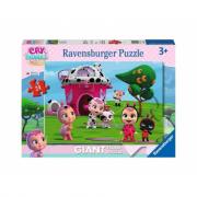 Cry Babies Puzzle per Bambini, Multicolore, Giant 24 Pezzi