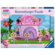 Cry Babies puzzle 60 pezzi giganti pavimento