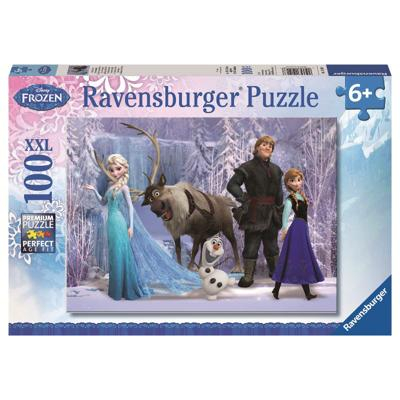 Frozen puzzle 100 pezzi La regina delle nevi