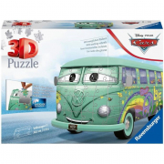 Volkswagen T1 Cars Fillmore - Puzzle 3D