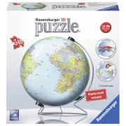 Puzzleball 3d globo 540 pezzi