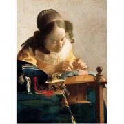 Puzzle Vermeer: La Merlettaia 300 pezzi