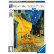 Van Gogh: Terrazza del caffè la sera puzzle 1000 pz