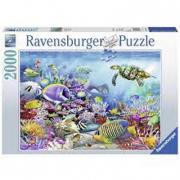 2000 pezzi puzzle- Barriera corallina