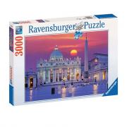 Basilica di San Pietro Puzzle 3000 pezzi Ravensburger (17034)