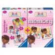 Puzzles + memory Dottoressa Peluche