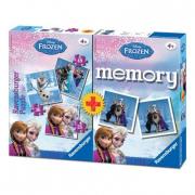 Memory + 3 puzzle Frozen