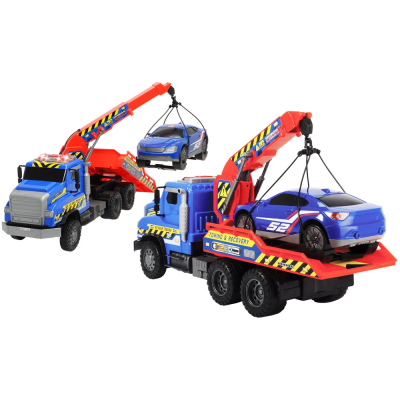 Dickie Toys - Giant Carro Attrezzi Cm. 55, Luci E Suoni