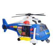 Elicottero Soccorso blu luci e suoni
