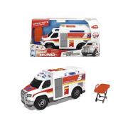 Dickie Toys Ambulanza con Luci e Suoni