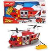 Dickie Toys Elicottero luci e suoni 30 cm