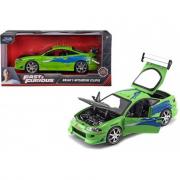 Fast & Furious Brian's Mitsubishi Eclipse - Scala 1/24