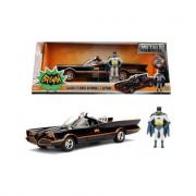 Batmobile 1966 1/24 con personaggio