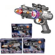 Pistola planet fighter luci suoni