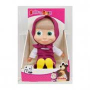 Masha E Orso - Masha bambola morbida cm. 23
