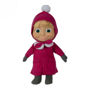 Bambola Masha grande 40 cm.
