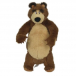 Masha orso peluche 25cm