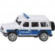 Mercedes AMG G65 Federal police