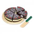Torta al cioccolato di legno