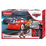 Pista Carrera go disney pixar Cars rocket racer