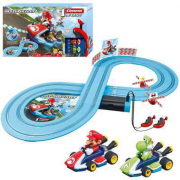 Pista Carrera first super mario kart